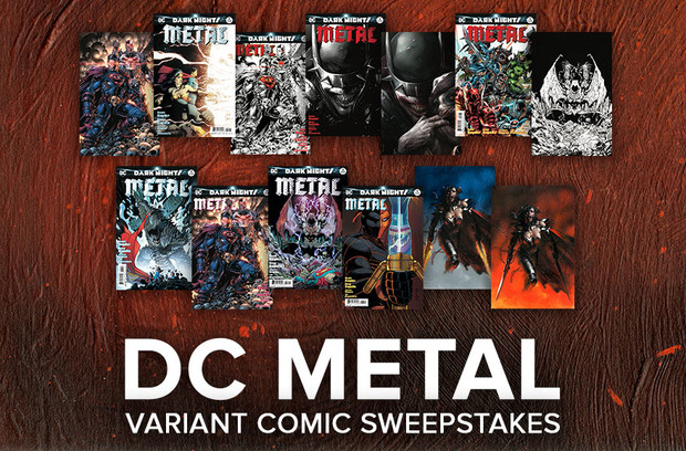 All-New Chance to Win for DC Metal Fans!