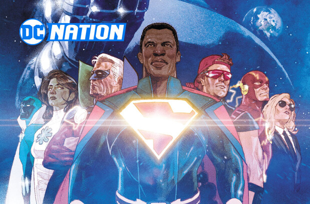 A Multiverse-Spanning Mystery Begins in Infinite Frontier #1