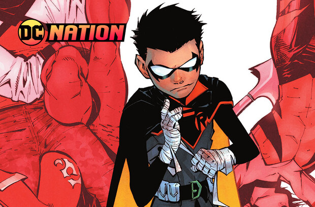 Robin Is On His Own and Fighting For His Life in His New Series
