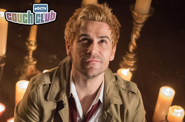 DC's Legends of Tomorrow: Ghost Ship