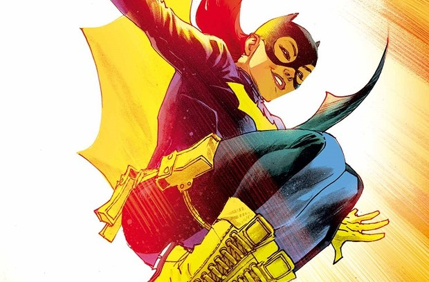 First Look: Mairghread Scott Takes on Batgirl