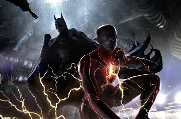 The Flash Movie Races into Production!