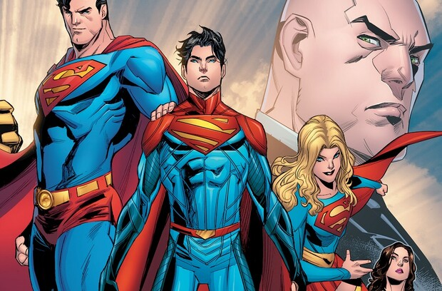 First Look: Superman's New Creative Team Makes Their Debut