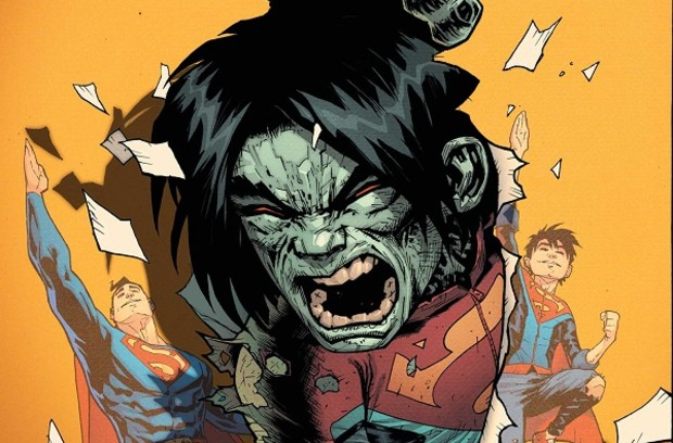This Just Happened: Superman Not Come to the Bizarroverse