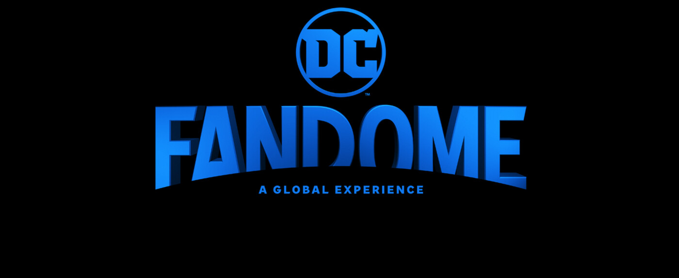 Welcome to the DC FanDome!