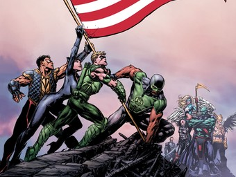 5.2 Reasons: DC Comics – The New 52 Anniversary Edition