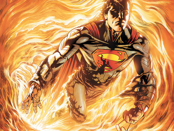 ACTION COMICS #11 cover