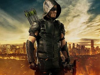 First Look: Arrow Gets a New Costume