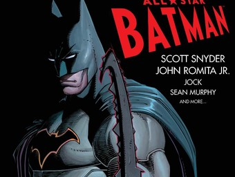 Hitting the Streets: Scott Snyder and John Romita, Jr. Unite for All-Star Batman