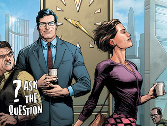 """ASK...THE QUESTION: When Did Lois Start Calling Clark """"Smallville""""?"""