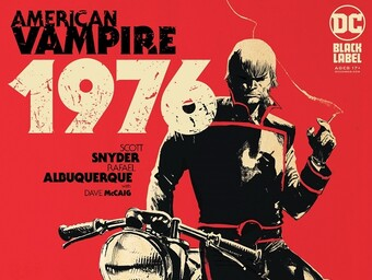 First Look: American Vampire Bites Into the Bicentennial