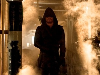 Two Seasons and Counting: An Interview with Arrow's Stephen Amell