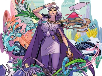Amethyst is an Adventure Through Gemworld and Self-Discovery