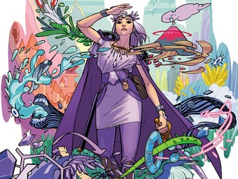First Look: Secrets and Adventure Abound in Amy Reeder's Amethyst