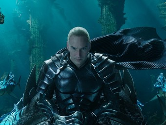 Aquaman: New Photos Reveal More of Atlantis and Black Manta