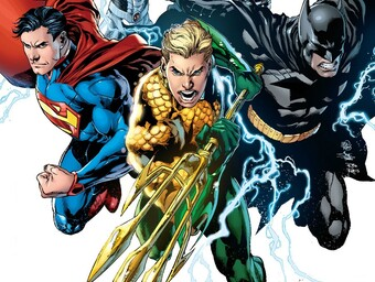 Curry Comes Through: Five Times Aquaman Saved the Justice League