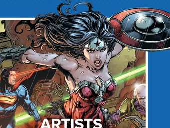 Announcing the DC Comics Artists and Writers Workshops