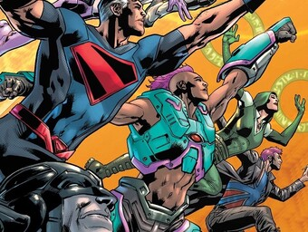 Meet the Authority, the Anti-Justice League