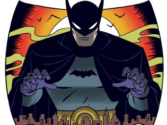 DC All Access: Win a Copy of Batman: The Golden Age Omnibus