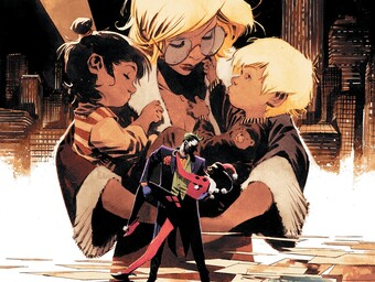 Batman: White Knight Presents Harley Quinn Launches in October!