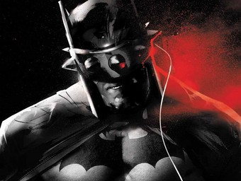 First Look: Has Bruce Become the Batman Who Laughs?