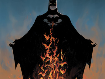 BATMAN #11 cover
