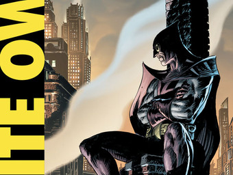 BEFORE WATCHMEN: NITE OWL #1 cover