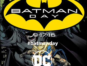 The Perfect Batman Day Soundtrack...As Chosen by You!