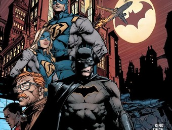 Vote for Your Favorite Batman Rebirth Cover