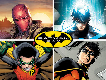 Leaving the Nest: Batman and a Life Beyond Robin