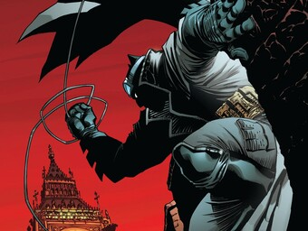 First Look: Tom Taylor and Andy Kubert's Batman: The Detective Begins!