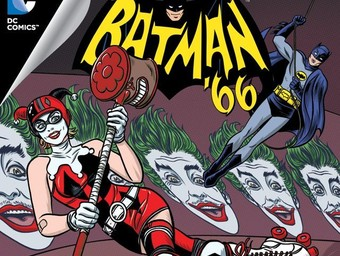 EXCLUSIVE: Get Your First Look at Batman '66's Harley Quinn in Action
