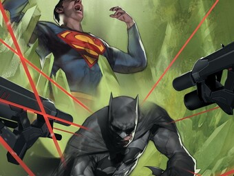 First Look: What Have They Done to Superman?