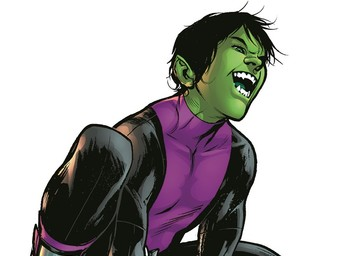 Breaking News: Beast Boy Claws His Way to Titans