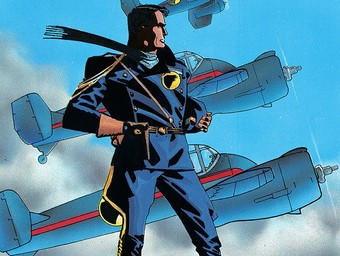 """Breaking News: Spielberg Enters the World of DC with """"Blackhawk"""""""