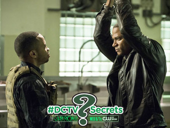 "The #DCTV Secrets of ARROW: Ep 4.20 ""Genesis"""