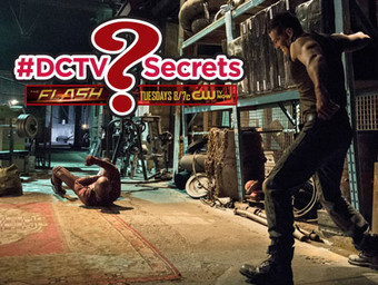 """The #DCTV Secrets of THE FLASH: Episode 6 – """"The Flash is Born"""""""
