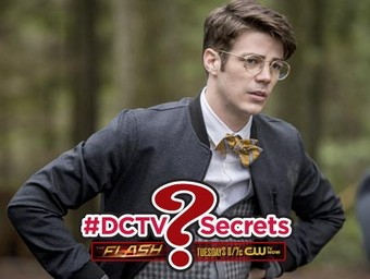 """The #DCTV Secrets of THE FLASH: Episode 2.14 """"Escape from Earth-2"""""""
