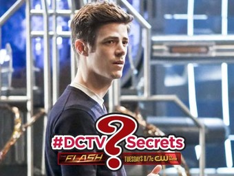 "The #DCTV Secrets of THE FLASH: Episode 2.20 ""Rupture"""