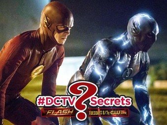"""The #DCTV Secrets of THE FLASH: Episode 2.23 """"The Race of His Life"""""""