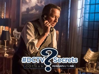 "The #DCTV Secrets of GOTHAM: Ep. 2.20 ""Unleashed"""