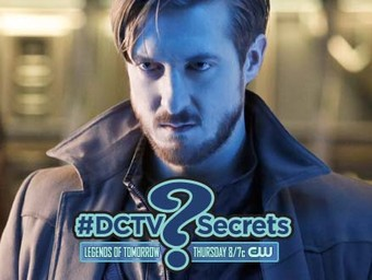 "The #DCTV Secrets of DC'S LEGENDS OF TOMORROW: Ep. 7 ""Marooned"""