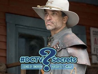 "The #DCTV Secrets of DC'S LEGENDS OF TOMORROW: Ep. 11 ""The Magnificent Eight"""