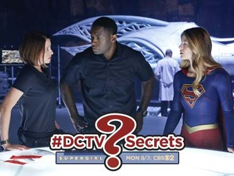 """The #DCTV Secrets of SUPERGIRL: Ep. 14 """"Truth, Justice and the American Way"""""""