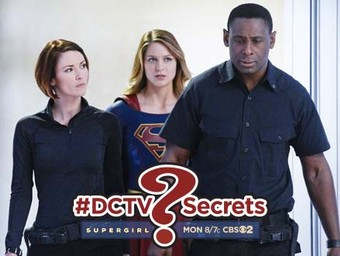 """The #DCTV Secrets of SUPERGIRL: Ep. 11 """"Strange Visitor from Another Planet"""""""