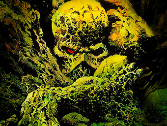 Breaking News: James Wan Brings Swamp Thing to New DC Universe Digital Experience