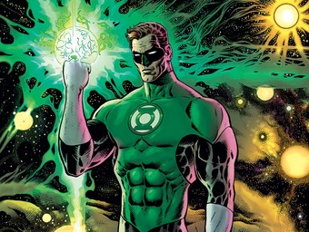 Going Green: Liam Sharp Sheds Some Light on The Green Lantern