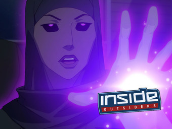 Inside Outsiders: Halo's Journey to Self-Discovery