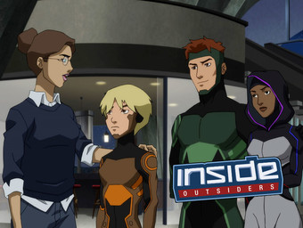 Inside Outsiders: Will Young Justice Break the Terra Curse?