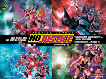 Justice League: No Justice